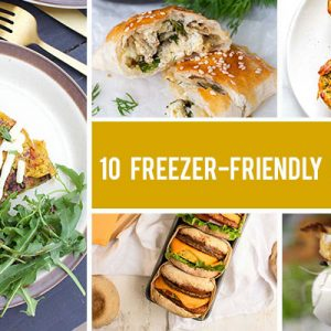 10 Freezer-Friendly Breakfast Recipes Ideal for Meal Prep