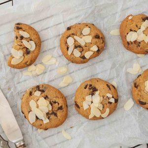 Almond Cookies fursecuri de migdale