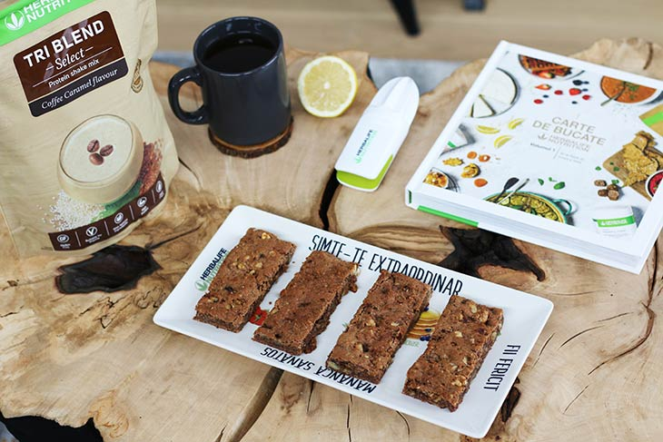 batoane vegane hiperproteice toffee protein bars