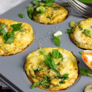Egg Bites Mini Omlete reteta