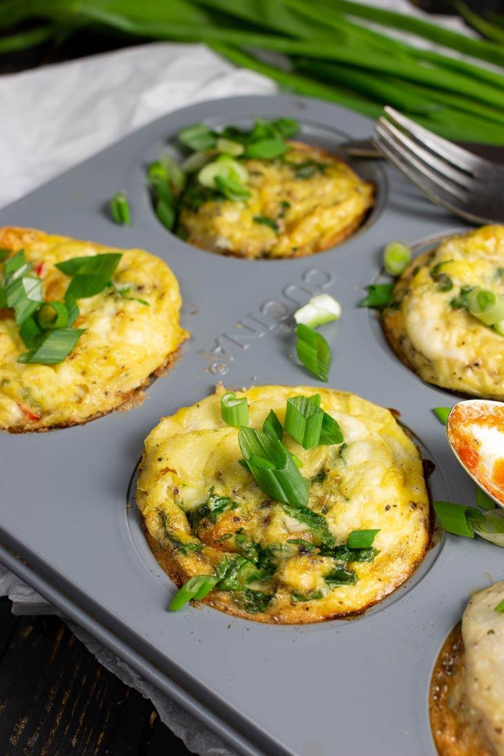 Egg Bites vegan