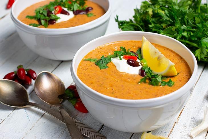 Kidney Bean Soup Recipe