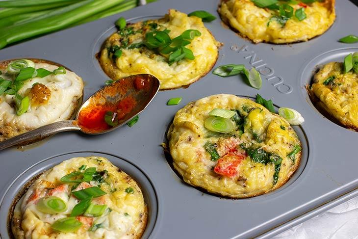 Vegan Breakfast Egg Bites