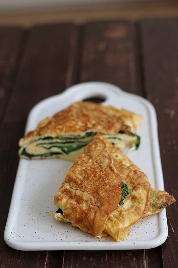Ketogenic Omelette