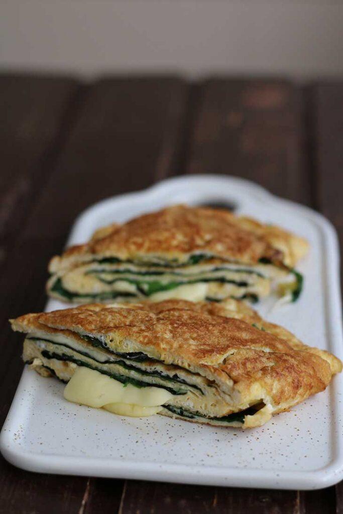 Keto Omelette Recipe