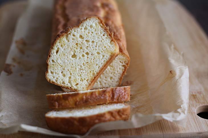 keto bread recipe with almond flour