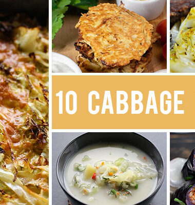 10 Cabbage Recipes You'll Want To Make Again and Again