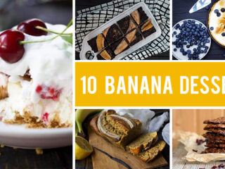 10 Delicious Banana Desserts – That Are Not Pancakes