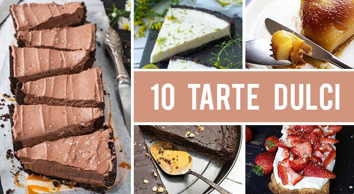 10 Retete de tarte dulci care iti vor impresiona familia si prietenii