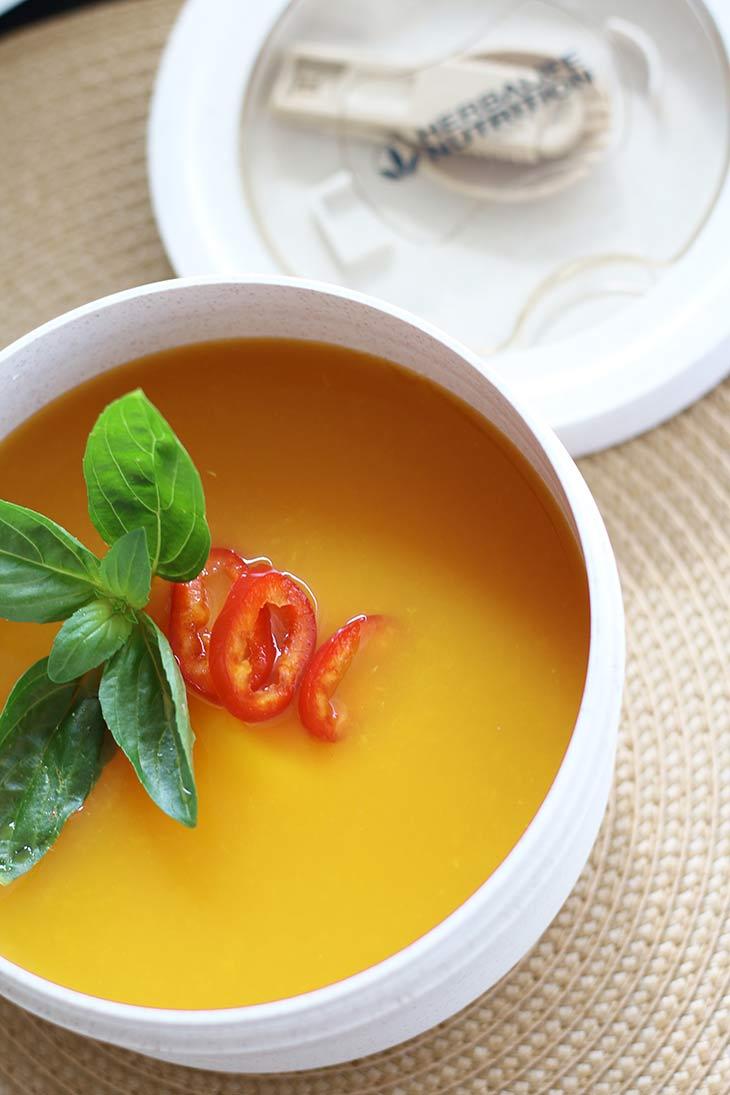 Supa proteica la pachet protein rich soup