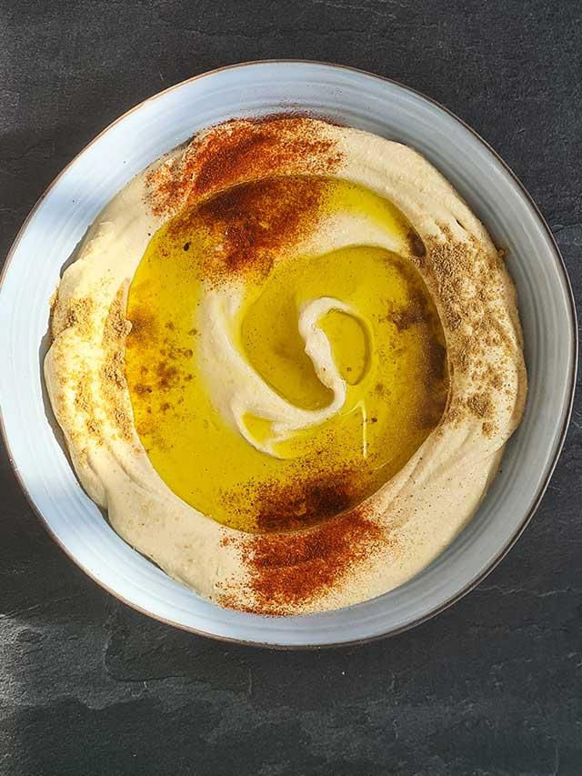 Best simple hummus recipe
