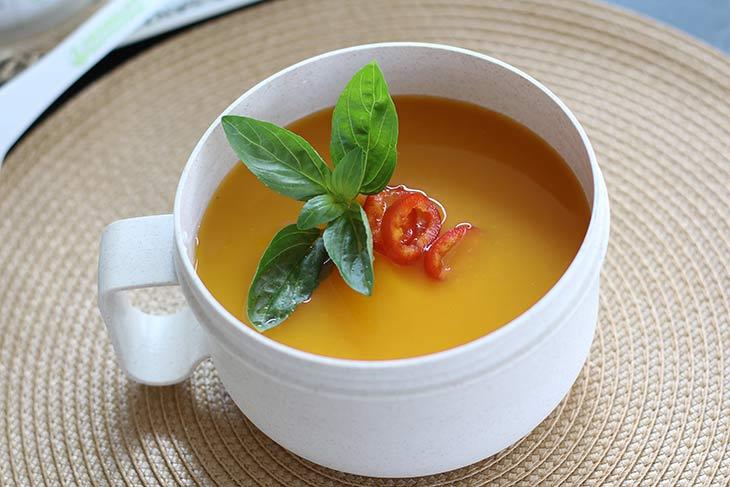 supa crema bogata in proteine reteta protein-rich cream soup