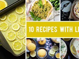 10 Recipes with Lemon That Will Brighten Up Your Day