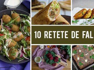 10 Retete de falafel care surprind prin creativitate si gust