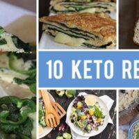 10 Vegetarian Keto Recipes You'll Love