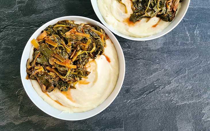 recipe with collard greens