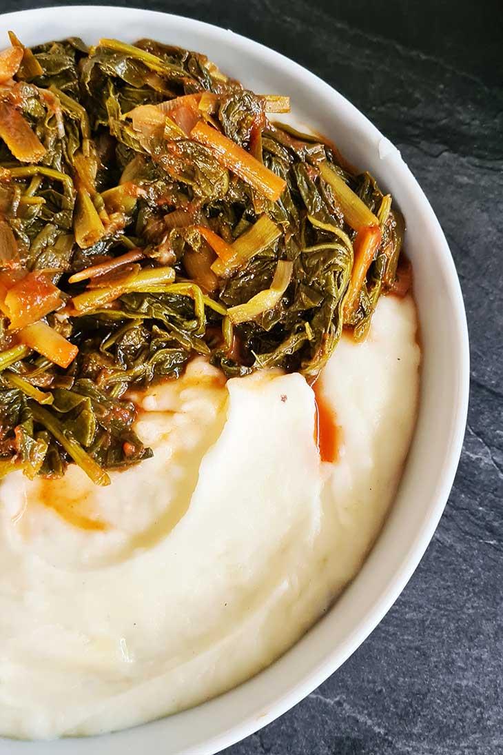 collard greens stew vegan