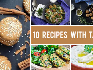 How to use tahini in recipes